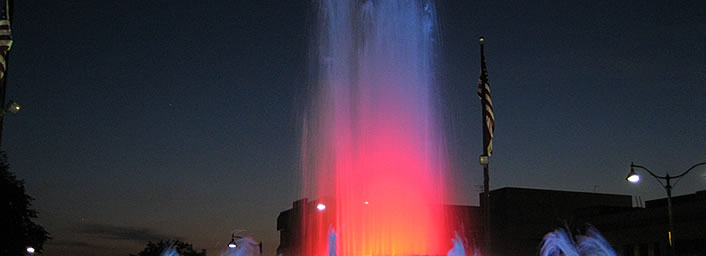 belleville fountain